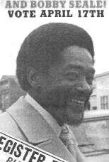 Picture of Bobby Seale