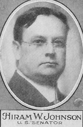 Picture of Hiram Johnson