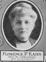Picture of Florence P. Kahn