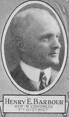 Picture of Henry E. Barbour
