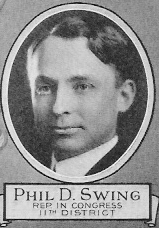 Picture of Philip D. Swing
