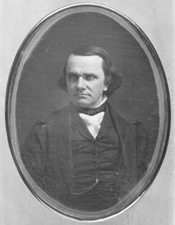 Picture of Stephen A. Douglas