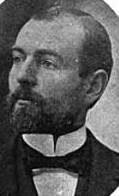 Picture of A. W. Hill