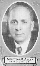 Picture of Newton M. Allen