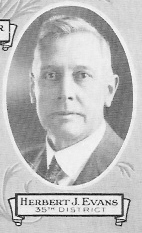 Picture of Herbert Johnston Evans